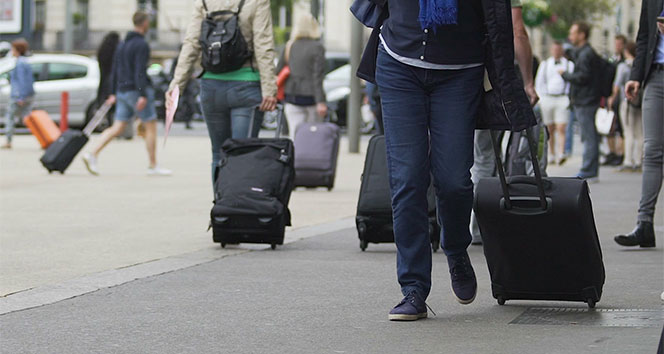 Bir ayda 1 milyon 787 bin 435 turist ağırladık
