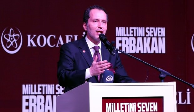 Fatih Erbakan: Koronavirüsün arkasında Siyonistler var
