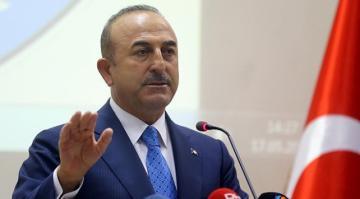 Bakan Çavuşoğlu, ABD'nin Ayasofya ile ilgili raporuna tepki gösterdi