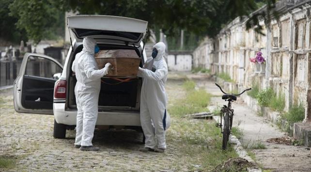 Brezilya, ABD'den sonra dünyada en çok kişinin öldüğü ülke oldu