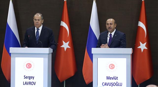 Bakan Lavrov ile Bakanı Şoygu, Türkiye'ye geliyor