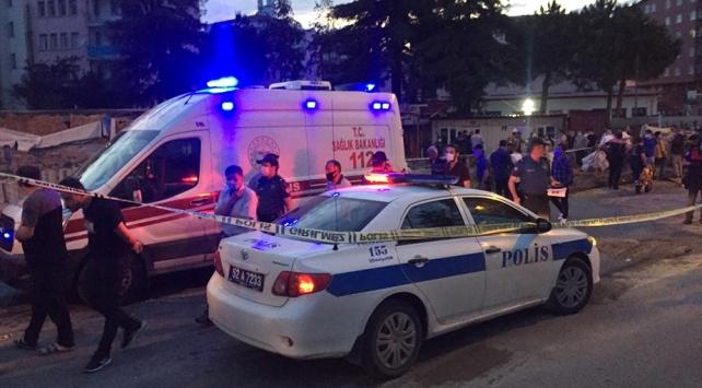 Ordu'da bir otel inşaatının çökmesinde bir kişi öldü