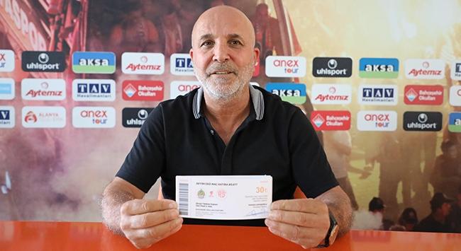 Alanyaspor Kulübü Başkanı Çavuşoğlu, Açıklama
