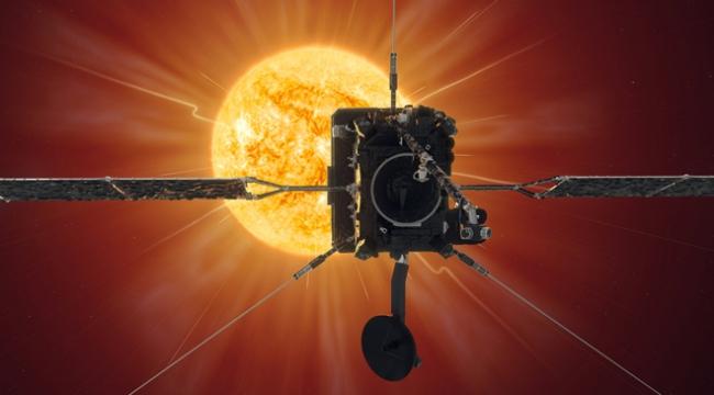 ESA Güneş keşif uydusu, Güneş'e ilk yakın geçişini yaptı