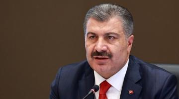 Sağlık Bakanı Koca, Türkiye Günlük Koronavirüs Tablosu'nu Paylaştı