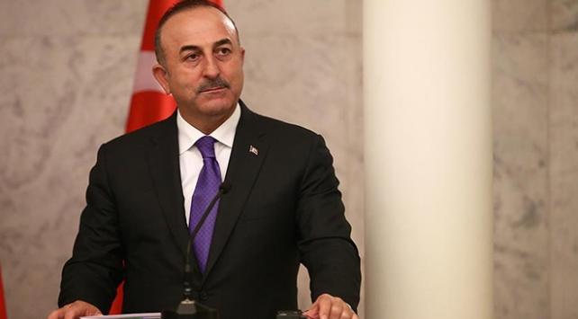 Bakan Çavuşoğlu, Erdoğan-Trump arasında Libya konusunda olumlu bir yaklaşım oldu