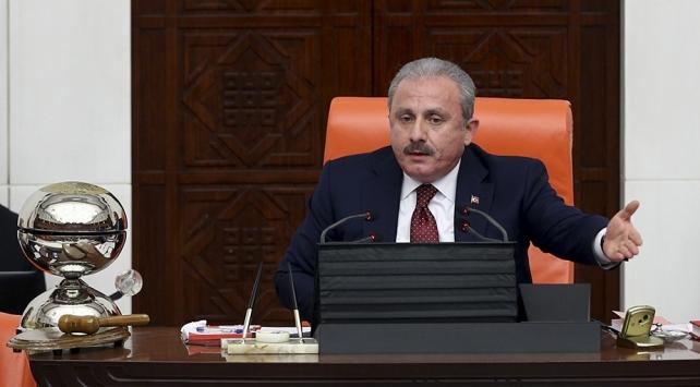 AK Parti'nin TBMM başkan adayı yeniden Şentop