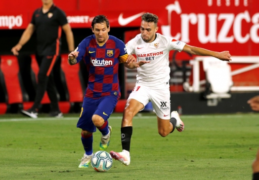 Barcelona deplasmanda Sevilla ile 0-0 berabere kaldı