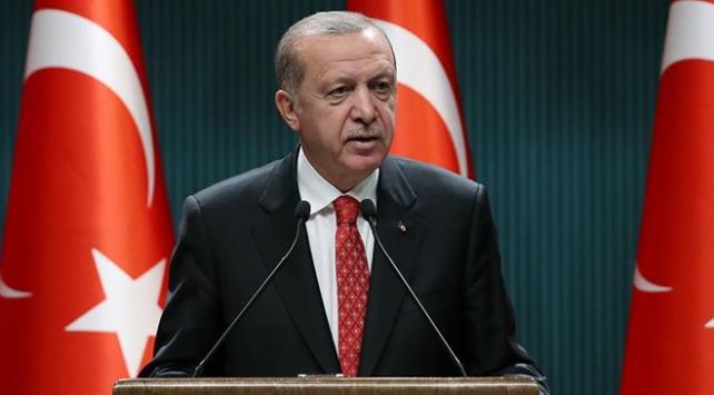 """Erdoğan, """"Kriz Türkiye'yi teğet geçti"""""""