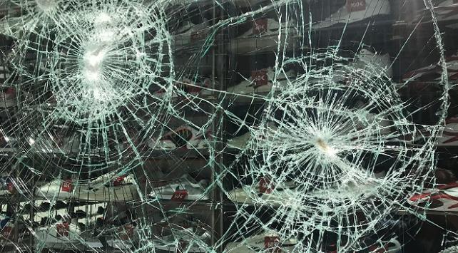 Almanya'nın Stuttgart kentinde Saldırı