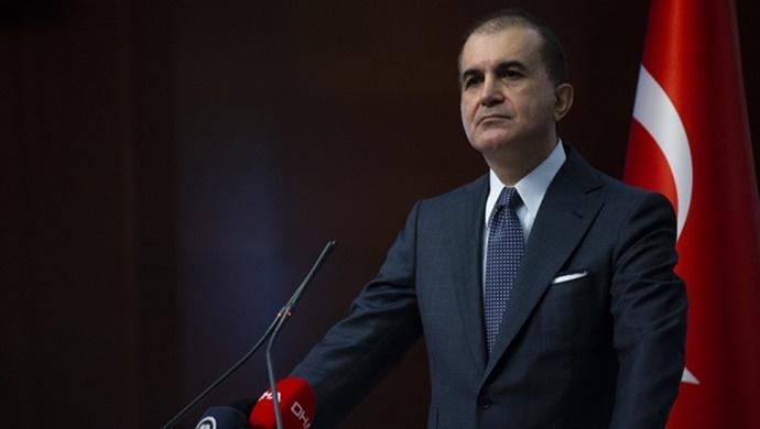 AK Parti Sözcüsü Çelik, basın toplantısı düzenledi