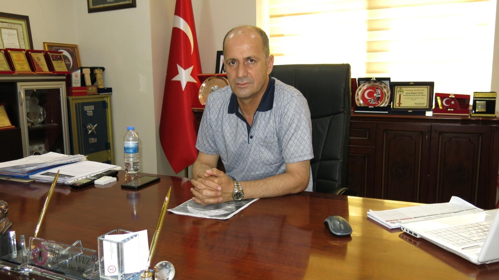 """Mehmet Yavuz ; """"Şehit ailelerimizin sağlık durumu çok iyi"""""""