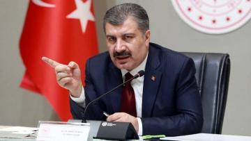 Sağlık Bakanı Koca, Günlük Koronavirüs Tablosu'nu Paylaştı