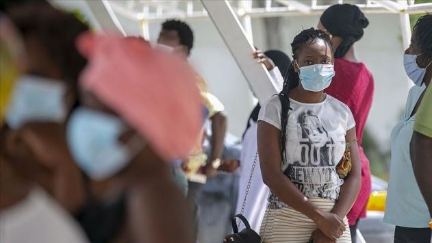 Güney Afrika Cumhuriyeti'nde vaka sayısı 168 bin