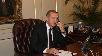 Erdoğan, Haiti Cumhurbaşkanı Moise ile telefonda görüştü