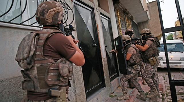 Bingöl, Diyarbakır ve İstanbul'da,operasyonda 13 şüpheli gözaltı