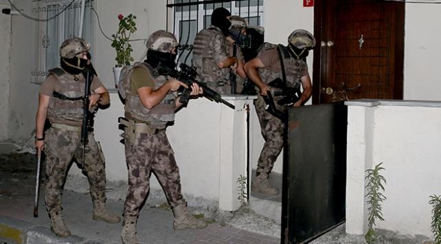 İstanbul'da operasyonda 75 kişi gözaltına alındı