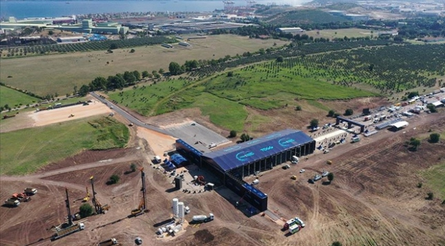Türkiye'nin Otomobili'nin üretileceği fabrikanın temeli atılıyor