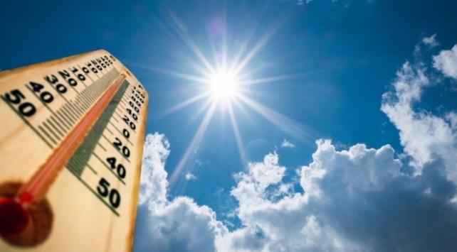 Türkiye genelinde sıcaklığın 5-8 derece yükselecek