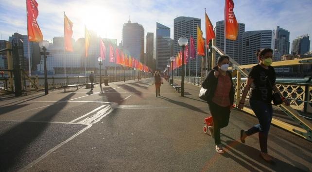 Avustralya ülkesinde can kaybı 155'e yükseldi.