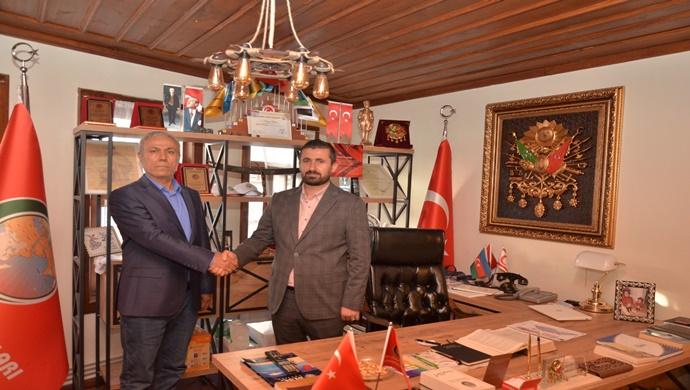 Mehmet Ali Ağca `dan, Turgut Başdaş `a Ziyaret