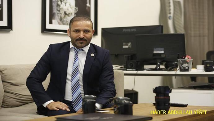 Murat Uygur'dan 24 Temmuz Gazeteciler ve Basın Bayramı Mesajı