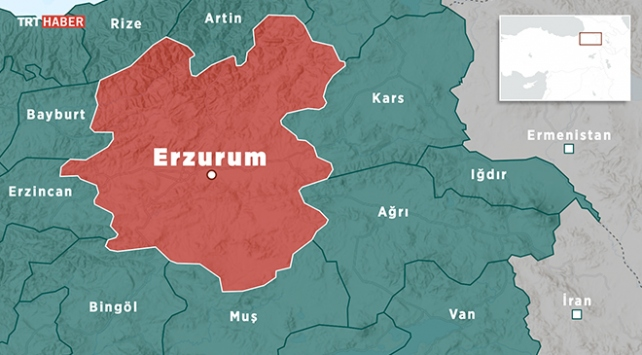 Erzurum'un Tortum ilçesinde 3,5 büyüklüğünde deprem