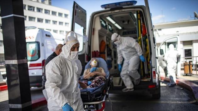 Türkiye'de son 24 saatte 1003 koronavirüs hastası iyileşti