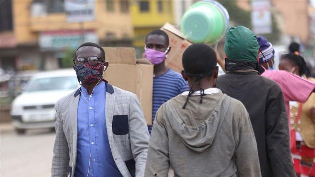 Afrika kıtasında hayatını kaybedenlerin sayısı 23 bin 912'ye yükseldi