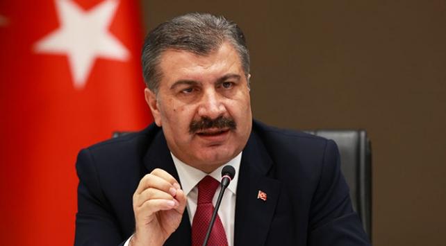 Sağlık Bakanı Fahrettin Koca, salgınla mücadele mesajı verdi