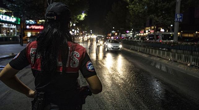 İstanbul'da Yeditepe Huzur uygulaması, 287 şüpheli yakalandı