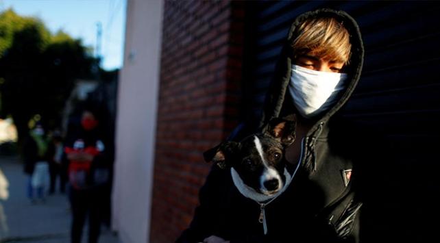 Arjantin'de koronavirüs nedeniyle 235 kişi Öldü