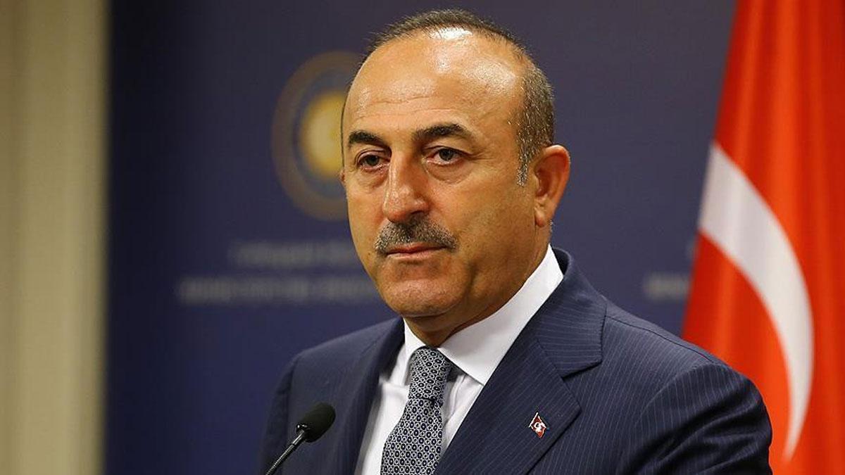 Bakan Çavuşoğlu'ndan Tarrant açıklaması!