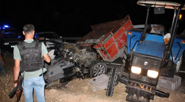 Mardin'de zincirleme kaza: 6 ölü, 2 yaralı