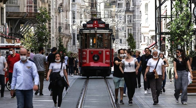 Türkiye'de virüsü yenenlerin sayısı 254 bini geçti