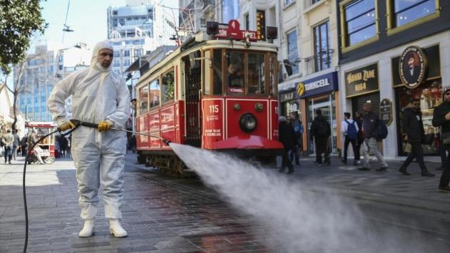 Türkiye'de iyileşenlerin sayısı 256 bin 524'e yükseldi