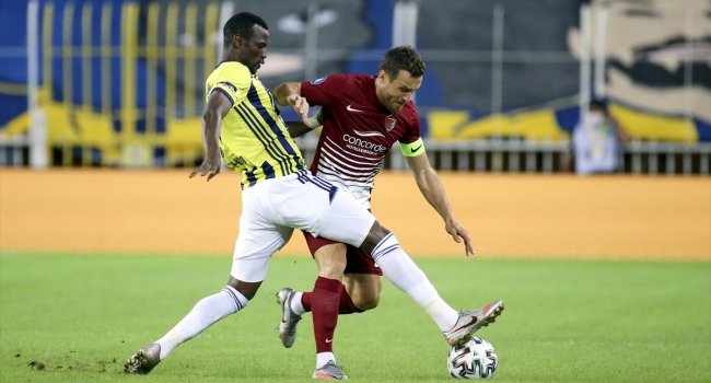 Fenerbahçe Hatayspor'a takıldı