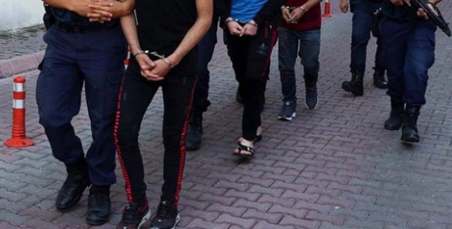Sivas'ta silah kaçakçılığı operasyonu: 6 gözaltı