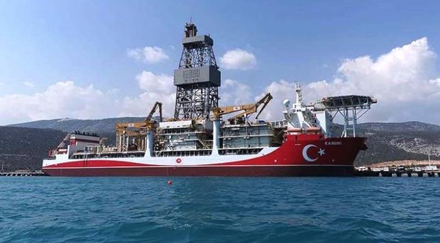 'Kanuni' 2021'de Karadeniz'e açılacak