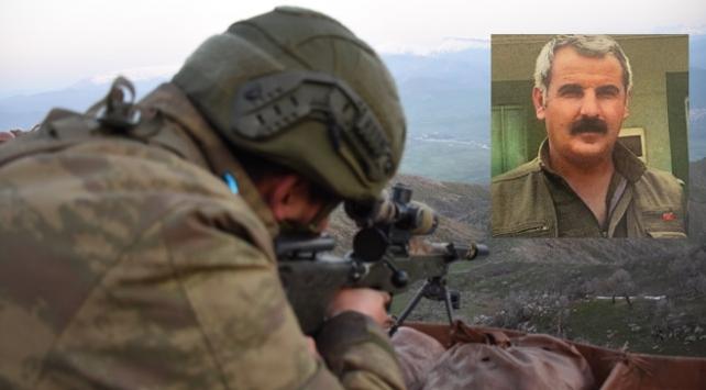 PKK'nın sözde üst düzey sorumlusu etkisiz hale getirildi