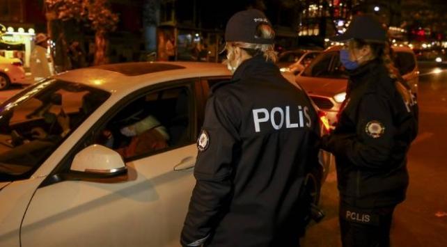 Ankara'da 750 polisin katılımıyla asayiş uygulaması