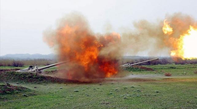 Ermenistan gece boyu saldırılarını sürdürdü