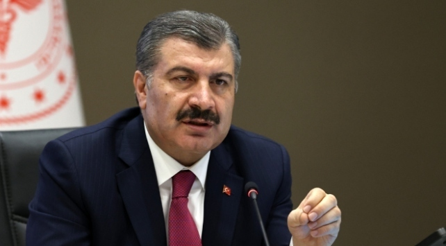 Vakaların arttığı İstanbul'da temaslarda bulunan Sağlık Bakanı Koca