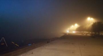 İstanbul'da oluşan sis, kent genelinde etkili oldu