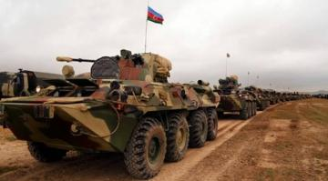 Ateşkese rağmen saldıran Ermenistan askerleri geri püskürtüldü