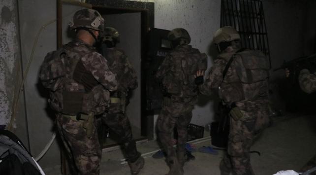 Adana'da terör örgütü operasyonu: 5 gözaltı