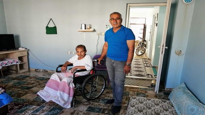 Başkan Sıtkı Polat, Engellileri Sevindirmeye Devam ediyor