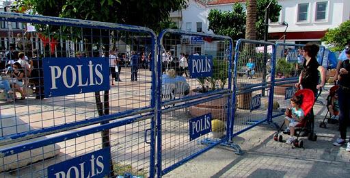 Konya'da toplantı ve gösteri yürüyüşleri 15 gün yapılmayacak