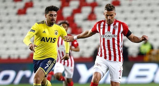 Fenerbahçe ile Antalyaspor 49. randevuda