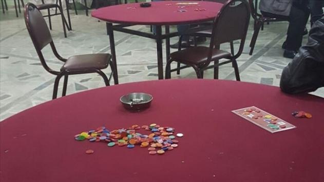 Muğla'da kumar oynayan 19 kişiye 82 bin lira ceza